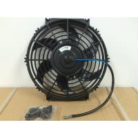 Universal Electric Radiator Cooling Fans Curved Blade 16 Inch / 18 Inch Manufactures