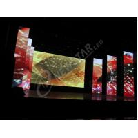 China SMD Indoor Stage Background Led Display P7.62mm , Rental LED Display Screen on sale