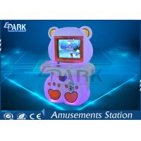 Fashion Design Amusement Game Machines 30KG Life Time Technology Support Manufactures