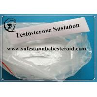 Natural Muscle Growth Testosterone Steroid Powder Sustanon CAS 57-85-2 Manufactures