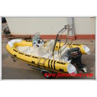Popular Motorized Inflatable RIB Boats With EU CE Approved RIB520C Manufactures