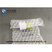 Bubble Packaging Material Air Filled Film Roll Shockproof Air Filled Packaging Bags Manufactures