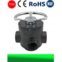 "RUNXIN Multi-function  Manual Filter Control Valve F56D 4"" Base 2"" Inlet 10m3/h Manufactures"