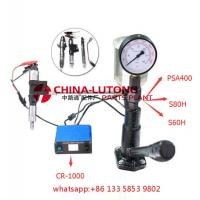 China lutong Cr-C Common Rail Injector Tester and Diesel Nozzle Injector Tester S60h Manufactures