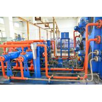 Safety Air / Nitrogen / CNG Mother Station Air Cooled Compressor With Electric Motor Manufactures