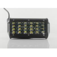 Spot Flood Combo Waterproof Vehicle Led Light Bar 72W CREE Chip 13.5 Inch For Jeep Manufactures