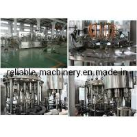 Drinking Water Production Plant/Filling Machine for Fruit Juice (CGFR) Manufactures