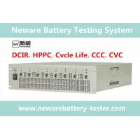 Ultra High Precision Neware Battery Tester 10V / 10A DCIR And Pulse Test Supported Manufactures