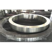 Pressure Vessel Stainless Retain Forged Steel Rings Heat Treatment Manufactures