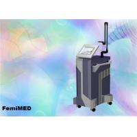 0.1μM Erbium Co2 Fractional Laser Skin Resurfacing Machine with Circulating Water Cooling Manufactures