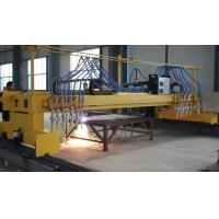 Steel Strips CNC Plasma Flame Cutting Machine Manufactures