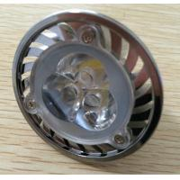 White color led spot lights GU10 AC85-265V Manufactures