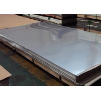 316L / 304 Stainless Steel Plate 2B Finish Cold Rolled For Shipping Industry Manufactures