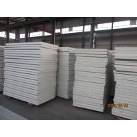 Buy cheap Color Building Wall Roof Sandwich Panel 1150mm width Fireproof from wholesalers