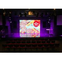 P2.97 Indoor Rental LED Display Panel for Activity Stage Flat and Curved Screen Manufactures
