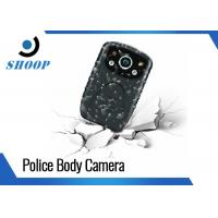 Ambarella A2 Waterproof Police Portable Body Camera For Civilians High Definition Manufactures