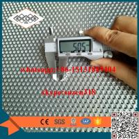 Buy cheap fish mouth perforated aluminum metal / perforated metal sheet alibaba from wholesalers