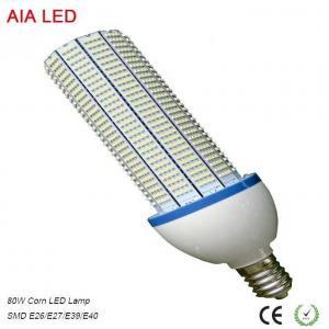 China interior E39 E40 80W LED corn lamp LED Corn light replace HPS lamp on sale