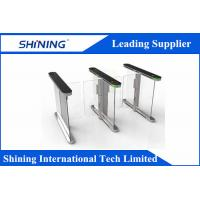 High Speed Barcodes System Supermarket Swing Gate With Problem-Self-Checking Manufactures