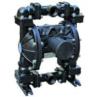 Mechanical Air Driven Double Diaphragm Pump For Solvent Waste Water Manufactures