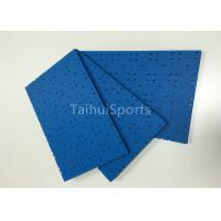 Green Playground Underlayment For Artificial Turf Flameproof SGS Certificate