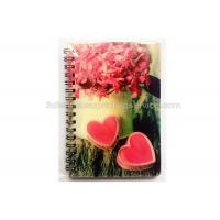 PP Cute Pattern Lenticular Notebook For Kid Manufactures