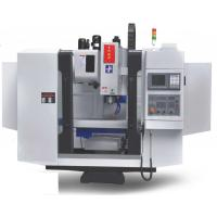 Direct Drive Spindle Vertical Turret Milling Machine Servo Motor With Precise Control