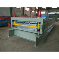 Dipped Galvanized Iron Steel HouseRoofing Panel Glazed Step Tile Making Machine Manufactures