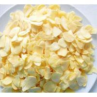 Chinese dehydrated garlic flakes from Factory with Good Price Manufactures