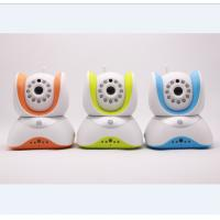 China 433MHz PIR motion detector P2P wireless IP webcams security camera on sale