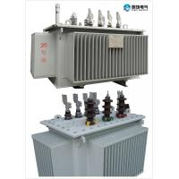 High Efficiency , Oil Immersed Power Transformer , 6.6 KV - 315 KVA Manufactures