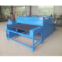 Double Glazing Glass Heated Roller Press Equipment 2200mm IGU Size Manufactures