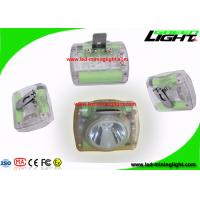 Buy cheap High Safety Wireless Mining Cap Lights with USB Charger 13000Lux from wholesalers