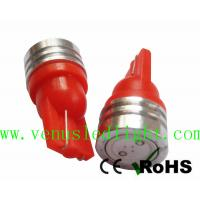 T10 1W W5W RED High Power LED Car Led Light Bulbs 2825 2450 2652 2921 Manufactures