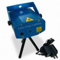 Laser Stage Light, Comes in 100mW Red Laser Light, Suitable for Home Laser Shows, Parties Manufactures