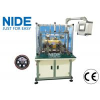 Electric tool motor Wheel motor  automatic  stator coil winding machine with double stations Manufactures