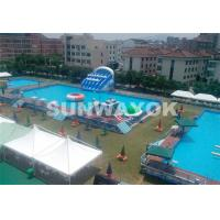 Rectangular Inflatable Swimming Pools Manufactures
