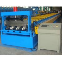 0.6-1.5mm Steel Ribbed Panel Floor Decking Cold Roll Forming Machine & Equipment Manufactures
