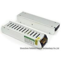 Buy cheap Ultra Slim LED Driver 12V Power Supply 100Watt IP20 for Slimline LED Sign from wholesalers