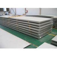 China High Strength Polished Stainless Steel Sheets ASTM 316 , 316L For Fabricated or Formed on sale