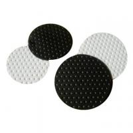 Light Weight PTFE Teflon Sheet , Non-Flammable Black PTFE Slide Bearing