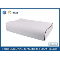 Contour Hypoallergenic Natural Latex Foam Rubber Pillow For Side Sleeper Manufactures