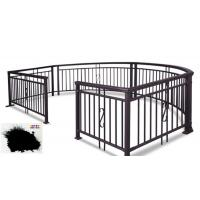 SGS Garden Fence All Coat Powder CoatingGood Delay Impact Performance Manufactures