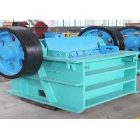 PE250×750 Jaw Crusher  higher feeding capacity and productivity machine Manufactures