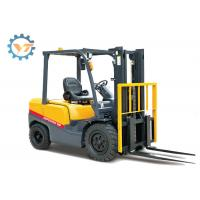 4 Ton FD40 Diesel Warehouse Machinery Equipment Forklift Truck Four Wheel Manufactures
