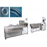 Medical Application Plastic Pipe Production Machine , Pipe Processing Machines Manufactures