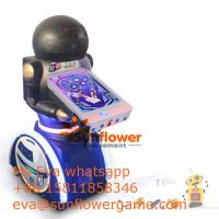 Best Kids Game Machine Manufacturer in China Kids Robot Screen Pinball With CE Certificate For Sale Manufactures