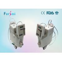 Portable white hyperbaric oxygen facial machine for salon, spa use Manufactures