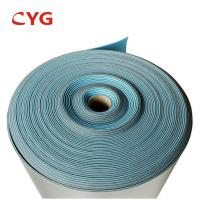 China Aluminum Foil Closed Cell Polyethylene Foam Thermal Insulation Panels 0.1-100mm Thickness on sale