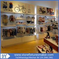 Lovely Kids Clothes Shops - Manufactory Baby Kids Shop display furnitures with led  lights Manufactures
